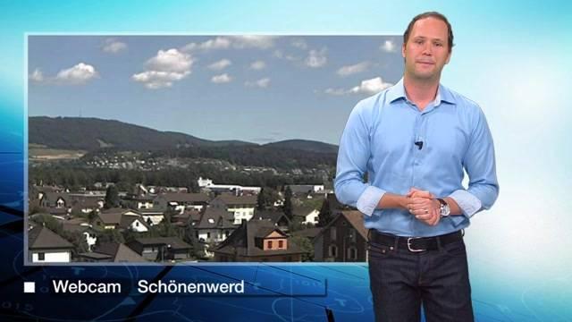 Die Abkühlung naht: Wetterprognosen vom Montag, 20. Juli 2015.