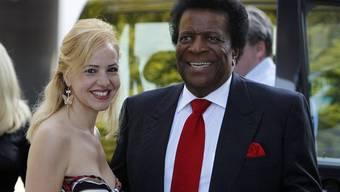 Roberto Blanco und Luzandra wollen heiraten (Archiv)
