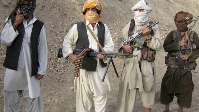 Taliban in Afghanistan. (Archiv)