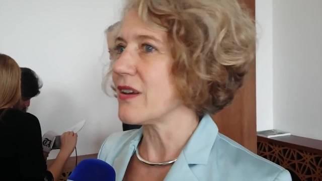 Stadtpräsidentin Corinne Mauch zur grossen Rochade im Zürcher Stadtrat.