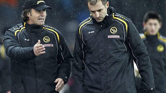 Thomas Häberli (rechts) mit Martin Rueda