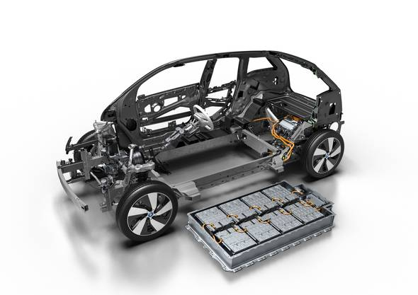 BMW i3 (94Ah)