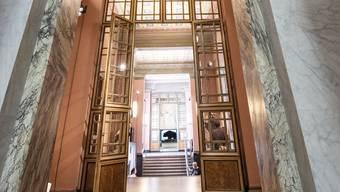Berri Bau. Jetzt Naturhistorisches Museum zukünftig Historisches Museum