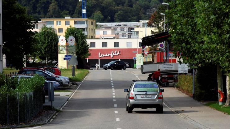 Die Pläne für den Wohnpark Leuenfeld wurden geändert.