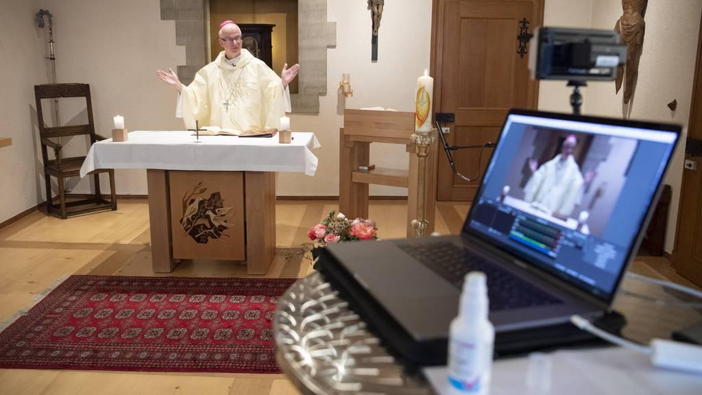 Schweizer Bischöfe fordern Aufhebung des Gottesdienst-Verbots