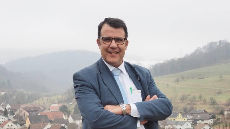 Roger Fricker, Gemeindeammann Oberhof