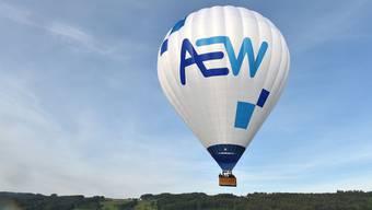 Die AEW AG erzielte 2017/2018 ein Unternehmensergebnis nach Steuern von 30,7 Millionen Franken.