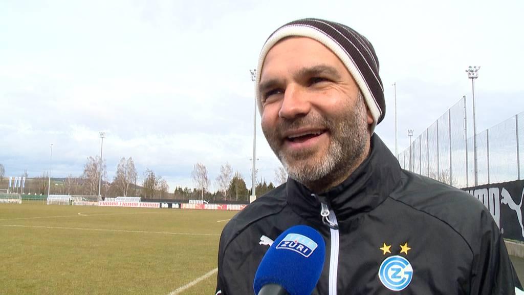 GC-Trainerwechsel: Einsatzfreudiger Stipić beim ersten Training
