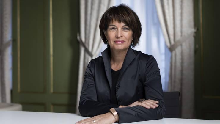 Doris Leuthard: Ausnahmebundesrätin.