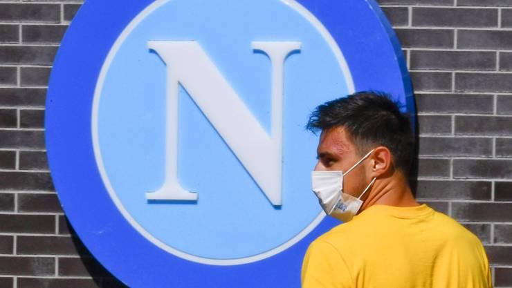 Napoli wurde für das Nichterscheinen in Turin bestraft
