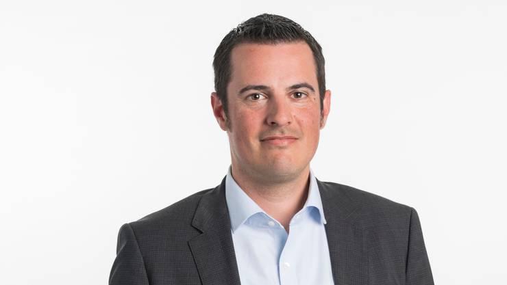 Simon Kronenberg wird der neue CEO von Holcim Schweiz Italien.