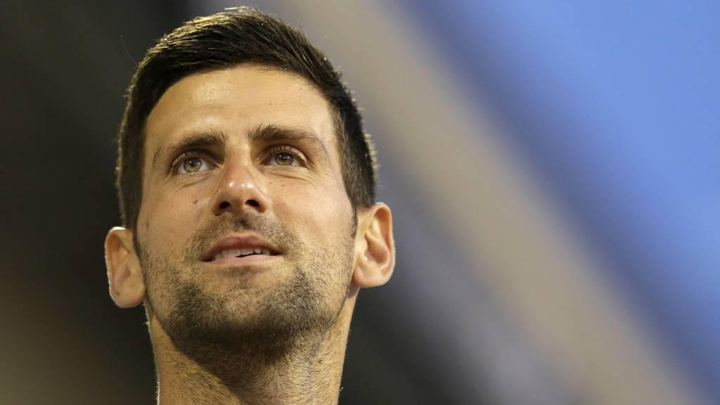 Djokovic wird Djo-Covid: Tennisstar positiv getestet