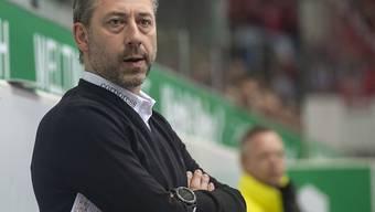 Klotens Trainer André Rötheli steht vor einer grossen Herausforderung