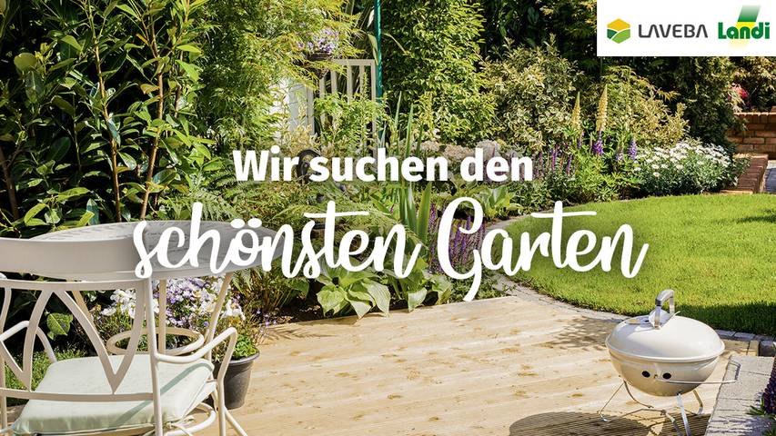 Welcher ist der schönste Garten der Ostschweiz?
