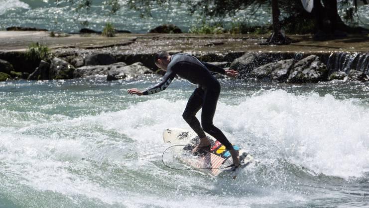 Bremgarten Surfwelle