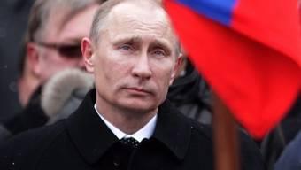 Ein angeblicher Anschlag auf Putin ist vereitelt worden (Archiv)