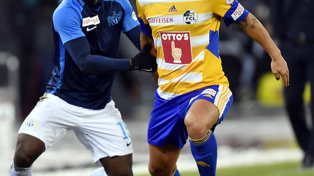 Reto Ziegler von Luzern zum FC Dallas