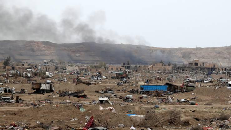 Die Türkei hat Stellungen der Organisation PKK im Nordirak angegriffen. (Symbolbild)
