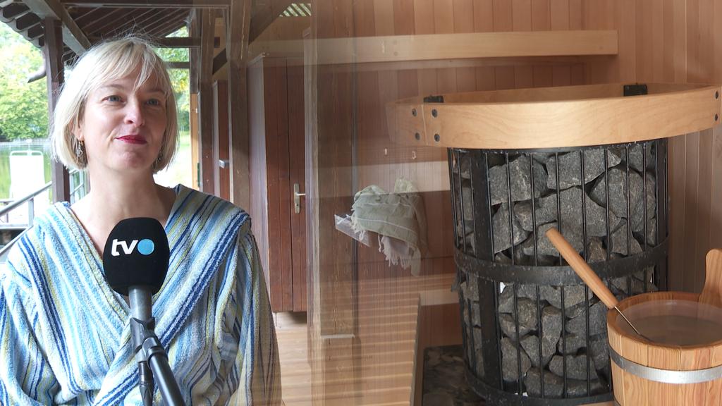 «Weiere Sauna» feiert endlich Eröffnung