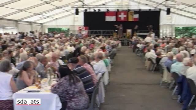 800 Verdingkinder treffen sich in Mümliswil