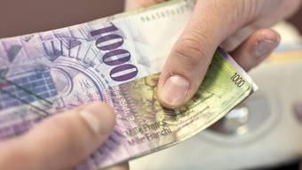 Der Beschuldigte wollte ein Darlehen über 15'000 Franken. (Symbolbild)