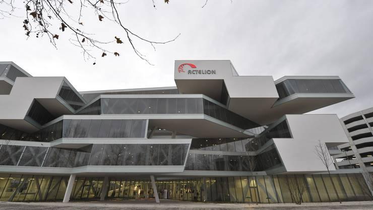 Actelion Hauptsitz in Allschwil