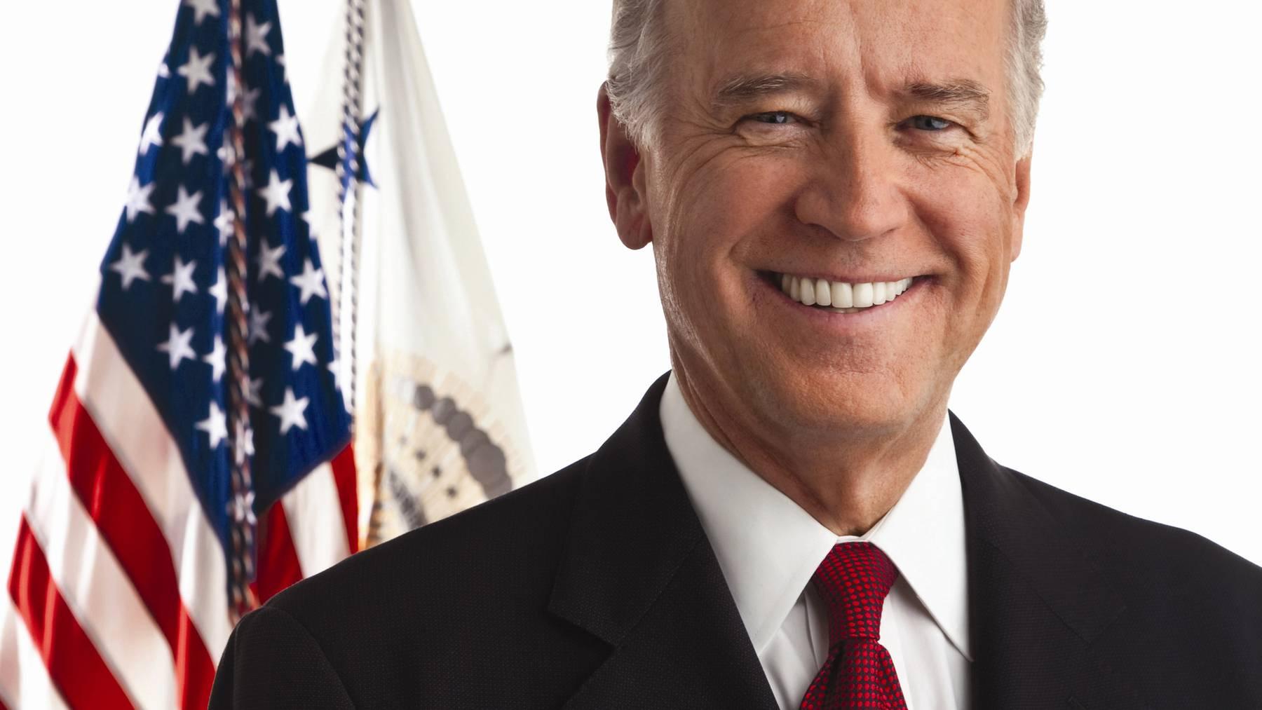 Joe Biden reichte dem Iran in München die Hand