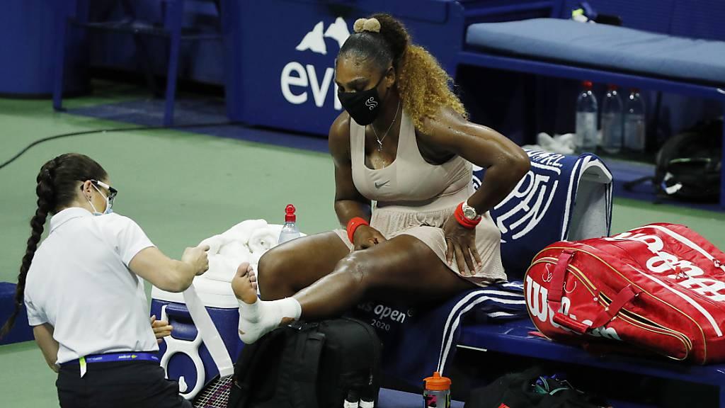 Serena Williams kann von Absenzen nicht profitieren