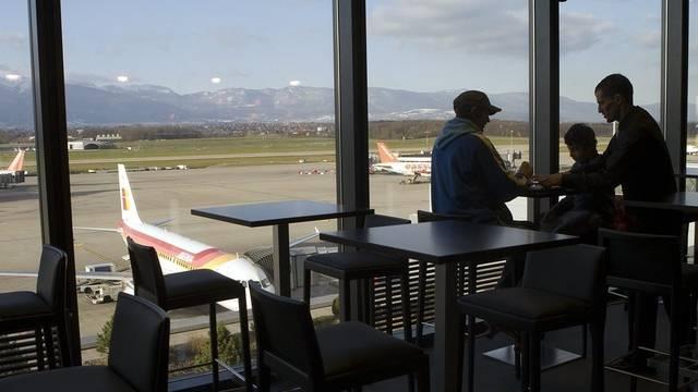 Flughafen Genf-Cointrin führt neue Gebühren ein