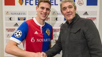 Fabian Frei kehrt per sofort zurück zum FC Basel: Der Schweizer Internationale unterschreibt beim FC Basel einen Vertrag bis 2022.