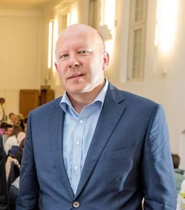 Der selbstständige Journalist Michael Hug (52) lenkt als Präsident seit einem Jahr die Geschicke von Region Solothurn Tourismus.