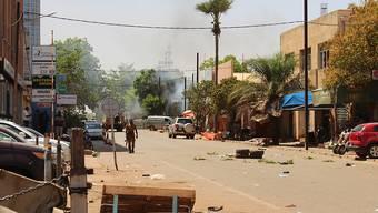 In Burkina Faso sind bei einem neuen Angriff auf Regierungstruppen zahlreiche Soldaten getötet worden. (Symbolbild)