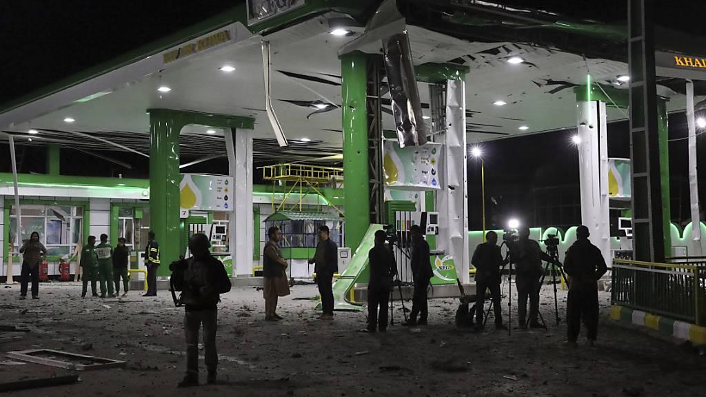 Mindestens vier Verletzte nach Explosion in Kabul