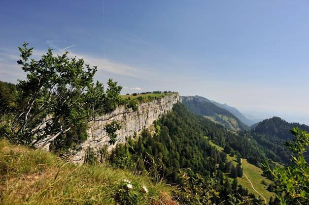 Blick vom Grenchenberg