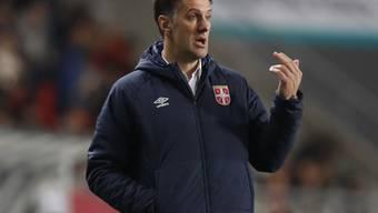 Bleibt bis zur WM serbischer Nationaltrainer: Mladen Krstajic