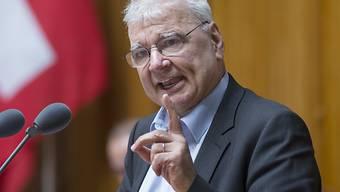 Will keinen Streit: Grünen Nationalrat Daniel Vischer (Archiv)