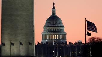 Der Senat erinnert Trump daran, dass der Präsident den Kongress konsultieren muss, bevor er US-Streitkräfte in Kampfhandlungen schickt. (Symbolbild).