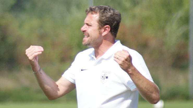 FCOG-Trainer Roger Balmer