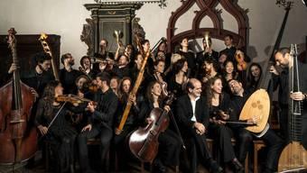 Fast alle Jahre wieder: Das Barockorchester La Cetra begleitet Sänger aus der Region beim beliebten Mitsing-Messiah.