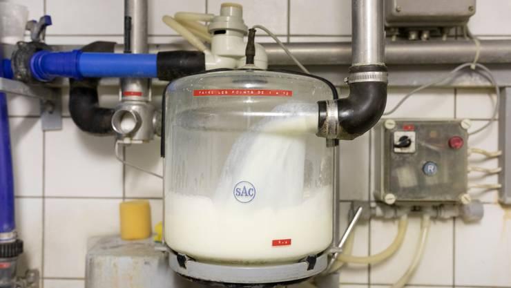 Die Produzentenpreise für Rohmilch sind im September angestiegen. Auch Frischgemüse wurde teurer.