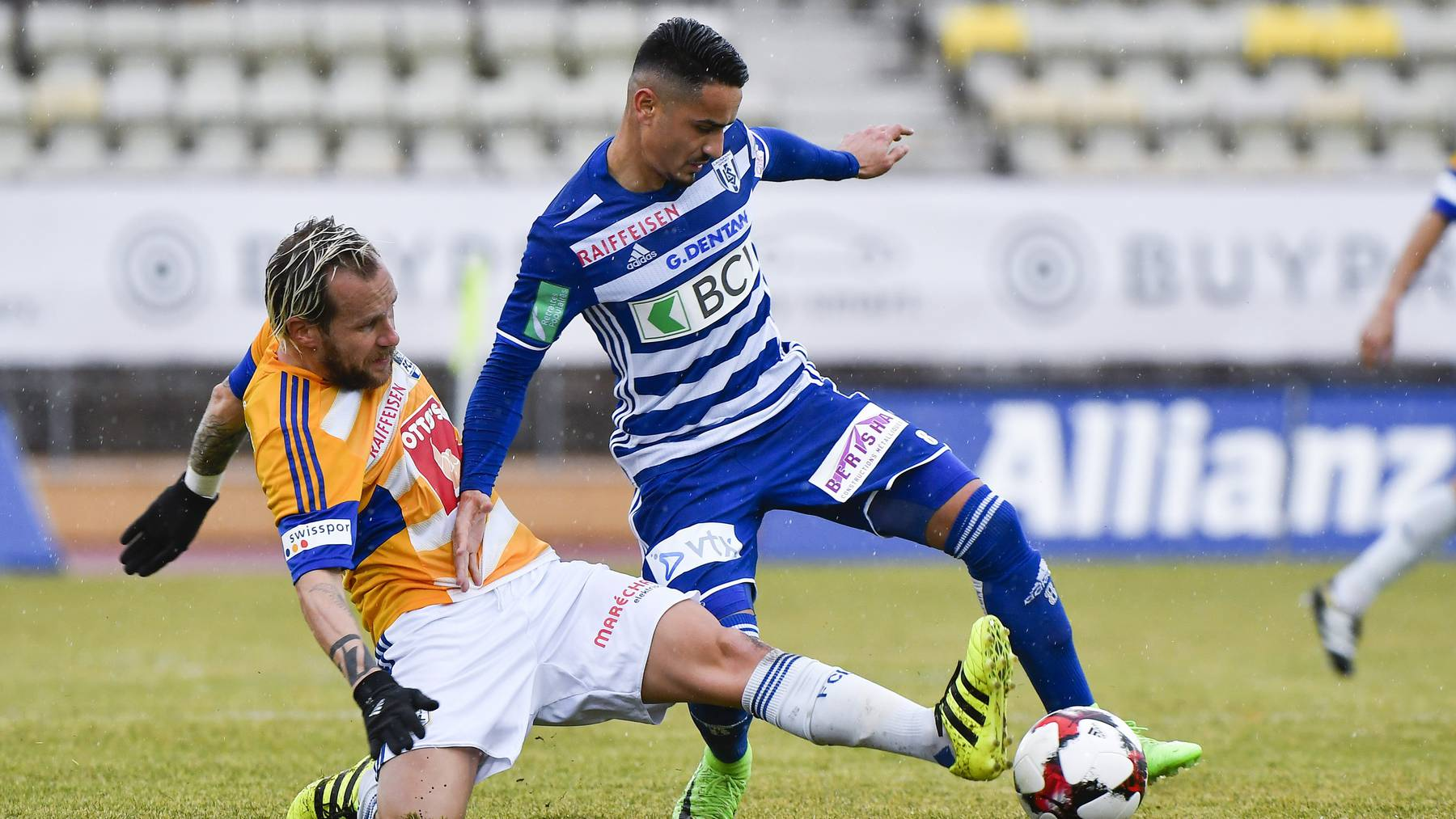 Die grosse Chance des FC Luzern