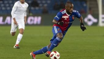 Schreibt lieber sportliche Schlagzeilen: Aldo Kalulu überzeugt gegen Zürich.