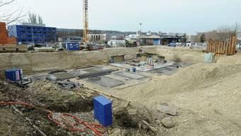 Asyl Durchgangsheim im IndustriequartierKenneth Nars