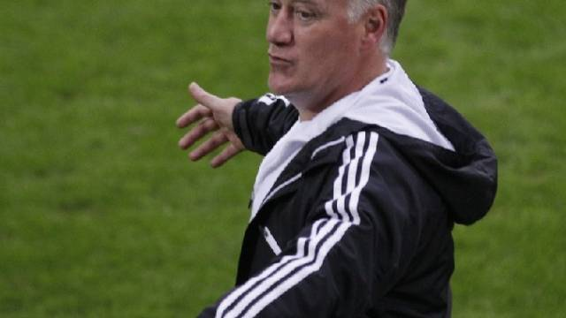 """Fünfte Niederlage in Serie für """"OM-""""Trainer Didier Deschamps."""