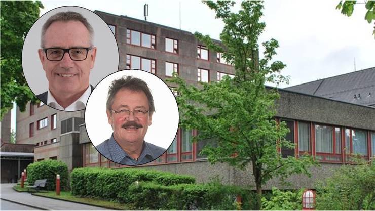 Was eine «möglichst gute Lösung» für das Spital Laufenburg ist, darin gehen die Meinungen weit auseinander.