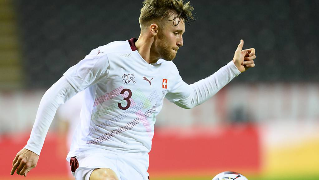 Silvan Widmer fehlt dem Nationalteam gegen Spanien.