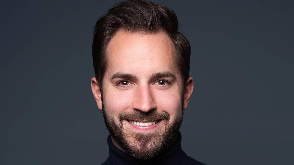 Damian Betschart wird Moderator von Tele 1