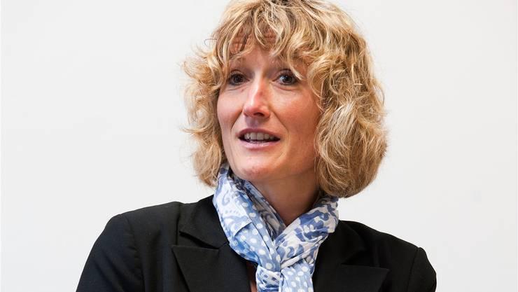 Susanne Hochuli: Vorsorgen ist besser als Heilen. Emanuel Freudiger