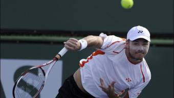 Wawrinka vergibt in Indian Wells Chance auf Vorrücken im Ranking