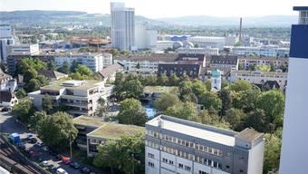 Ein kleines Dorf, ein grosser Hafen und viel Armut: Kleinhüningen.